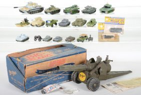 Military Toy & Diecast Lot