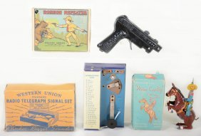 Boxed Vintage Toys
