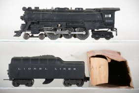 Lionel 2065 Steam Locomotive