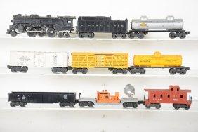 Lionel 2037 Steam Freight Set