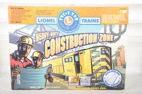 Lionel 21902 Construction Zone Set