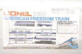 Lionel Ho American Freedom Train 2586