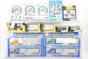 K-line Vehicles, People & Accessories
