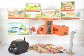 Lionel & Plasticville Accessories