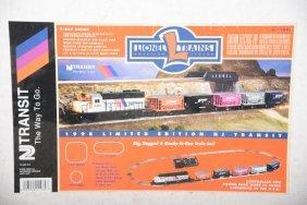 Lionel 11982 Nj Transit Ballast Set