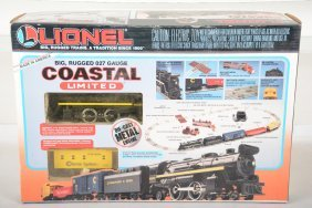 Lionel 11727 Coastal Limited Set