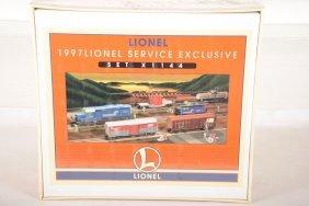 Lionel 11918 Service Station 1997 Set X1144