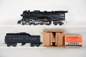 Clean Boxed Lionel 2056 Steam Loco