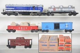 Boxed Lionel 2339 Set 815