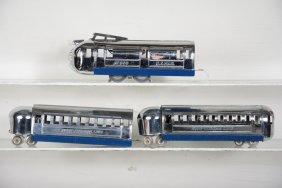 Clean Hoge 900 Mail Train Streamliner