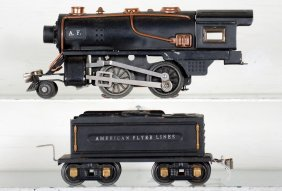 Scarce American Flyer 403 Dummy Steam Loco