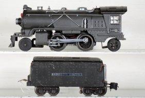 Late Lionel 249 Steam Locomotive