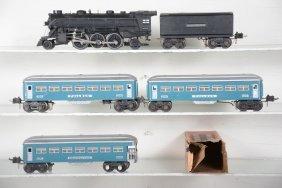 Lionel 1666 Passenger Set