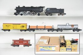 Clean Boxed American Flyer 283 Set 5620t