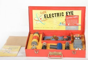 Nice Boxed Ac Gilbert Erector Electric Eye