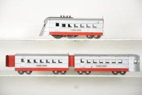 Uncataloged Lionel Jr 1700 Streamliner