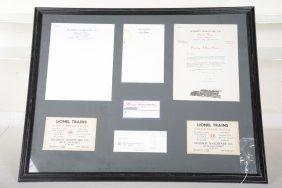 Framed Madison Hardware History