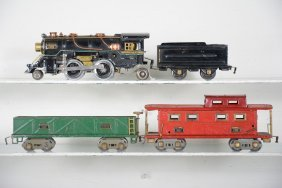 American Flyer 3310 Steam Freight Set