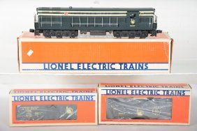 Lionel Jersey Central Group