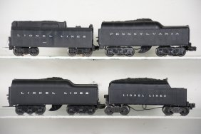 Lionel Whistling Tenders
