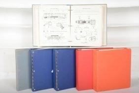 Large Lionel Postwar Repair Manual Set