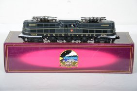 Mth 20-5590-1 Prr Late P5a Electric