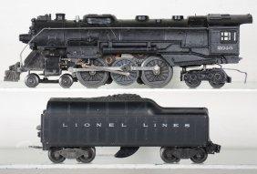Lionel 2046 Steam Locomotive