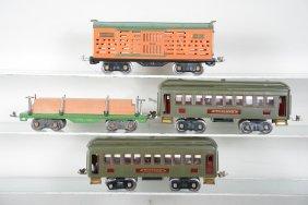 Restored Lionel Standard Gauge Freight Cars