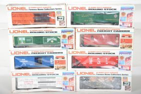Lionel Mpc Freight Cars