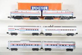 Lionel Amtrak Passenger Set