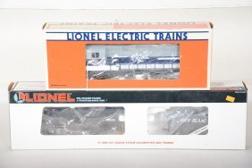 2 Lionel Powered Units