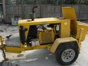 """2001 Reinhart 3"""" Diesel/Hydraulic Concrete Pump"""
