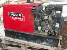 2005 Lincoln Portable Welder