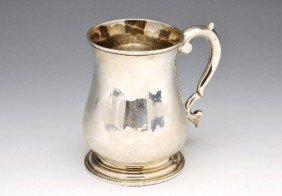 George II Silver Mug.