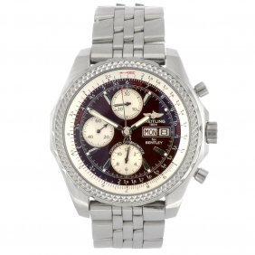 (712012273) A Stainless Steel Automatic Gentleman's