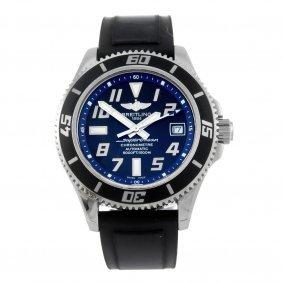 Breitling - A Gentleman's Aeromarine Superocean Wrist