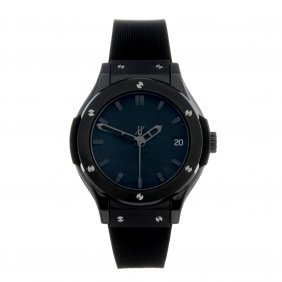 Hublot - A Limited Edition Lady's Classic Fusion All