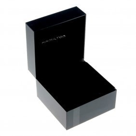 Hamilton - A Complete Watch Box.