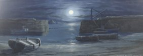 A Large Collection Of Paintings, Prints And Textiles,