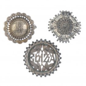A Selection Of Late 19th To Early 20th Century Mainly