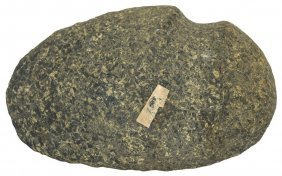 """6 3/8"""" 3/4 Groove Axe. Ky. Granite. Small Nick To"""
