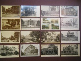 (Lancaster County) 23 1905-1910 PCs, Including 3 B&