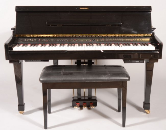 Suzuki hg 425e digital grand piano