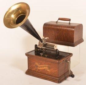 1906 Columbia Graphophone -model Bk