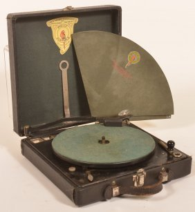 Prolly Portable Phonograph