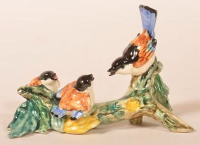 Stangl Pottery Chickadee Group #3581.
