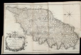 Boswell's Account Of Corsica 1768
