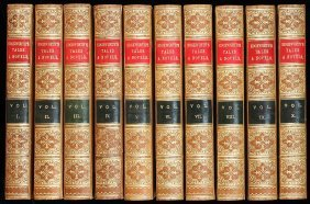 Tales And Novels Of Maria Edgeworth 10 Volumes