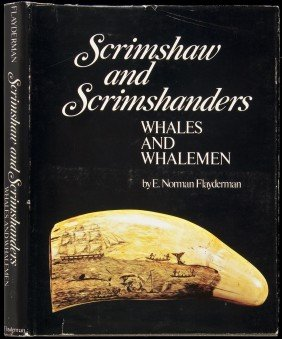 Flayderman On Scrimshaw Signed Copy