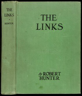 The Links By Robert Hunter Second Binding State